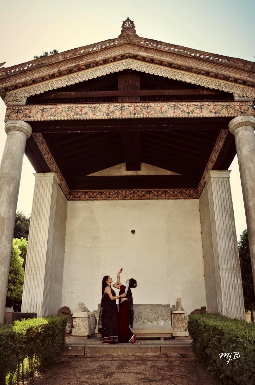 Danza Sacra Roma