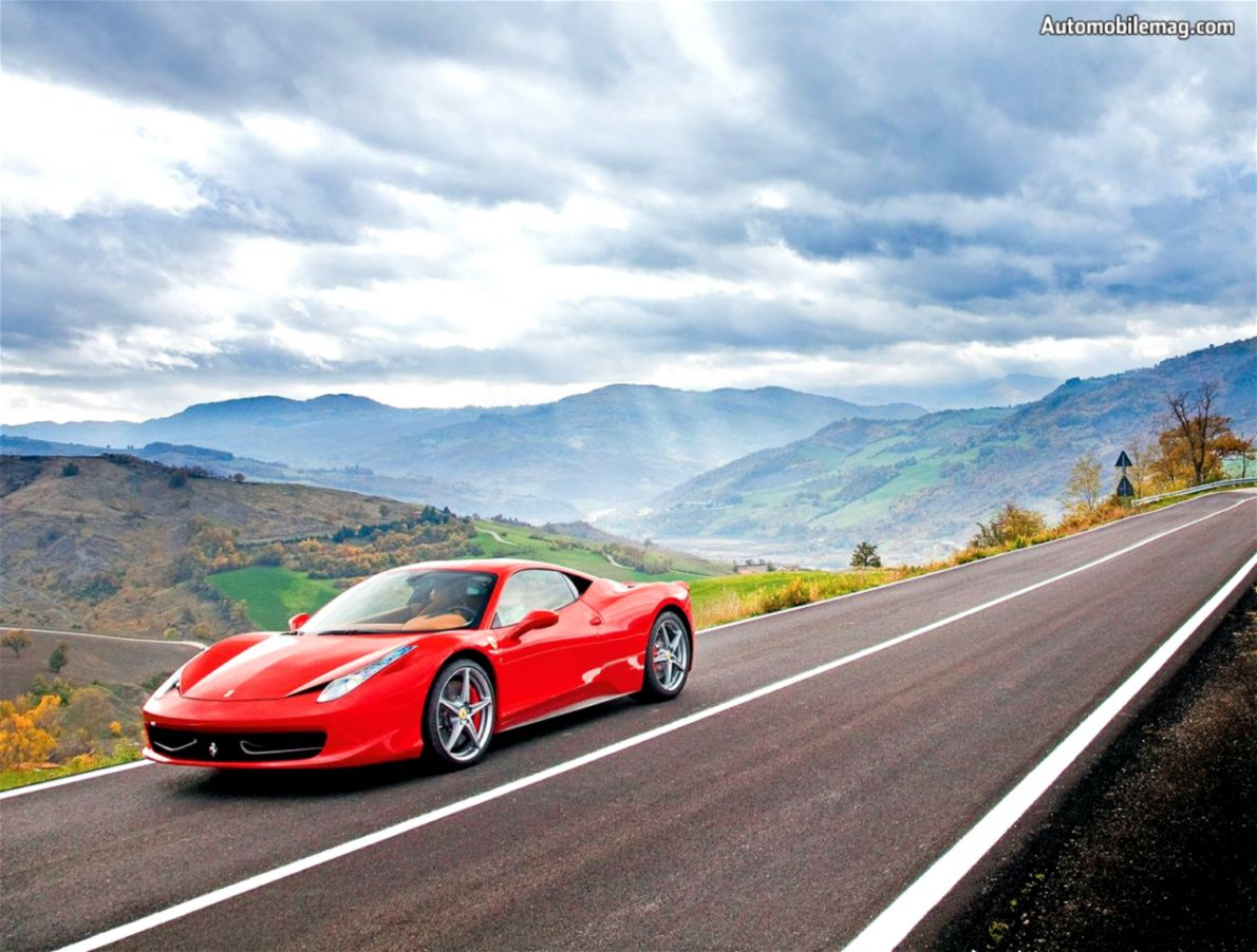 Android Ferrari 458 Wallpapers  Full HD Pictures