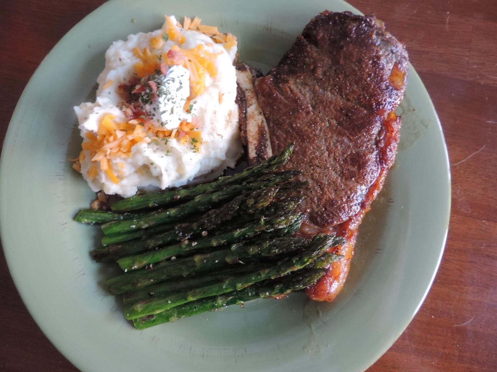 Perfect Pan Seared Steak... - ~The Kitchen Wife~