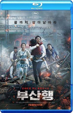 Train to Busan 2016 HDRip 720p 1080p
