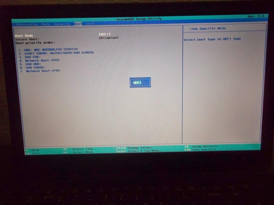 cara install windows 7/8