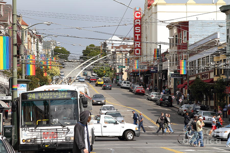 castro district gay businesses