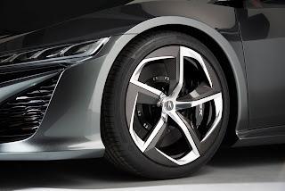 2014 Acura  on Acura Nsx Concept