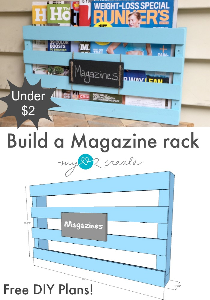 Magazine Stand Designs : How to build a magazine rack or piano book my love