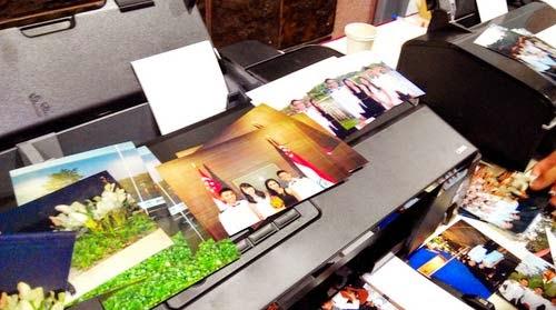 Epson photo printer quality