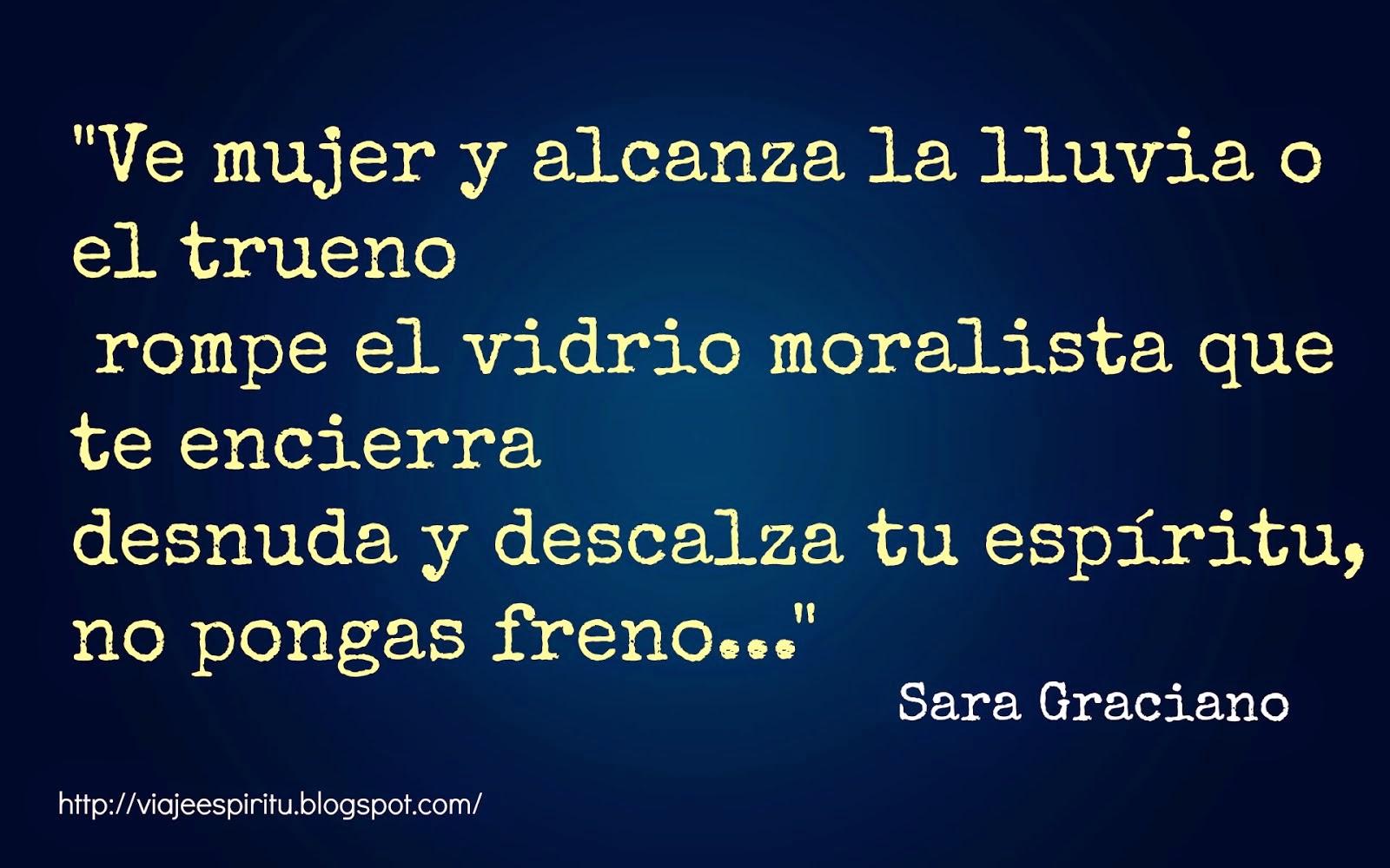 Ciclo, Sara Graciano