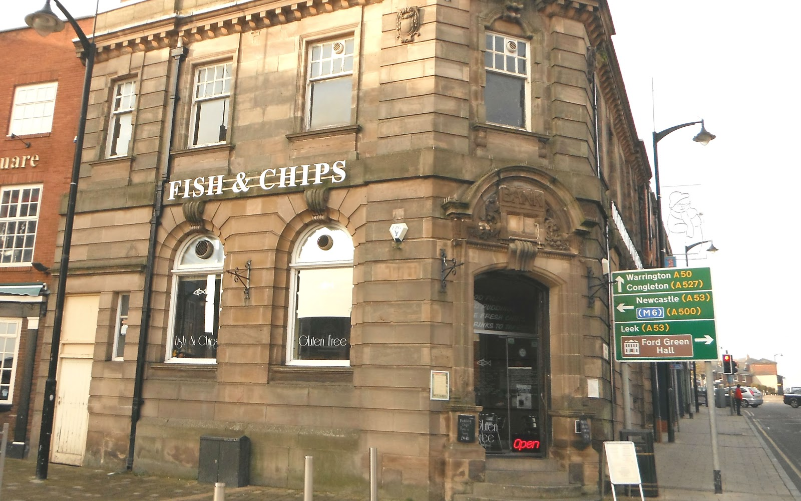 Mothertown Fish & Chips, Burslem