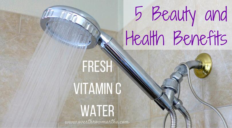5 benefits of vitamin c shower filters overthrow martha. Black Bedroom Furniture Sets. Home Design Ideas
