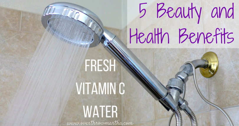 5 benefits of vitamin c shower filters overthrow martha. Black Bedroom Furniture Sets. Home Design Ideas
