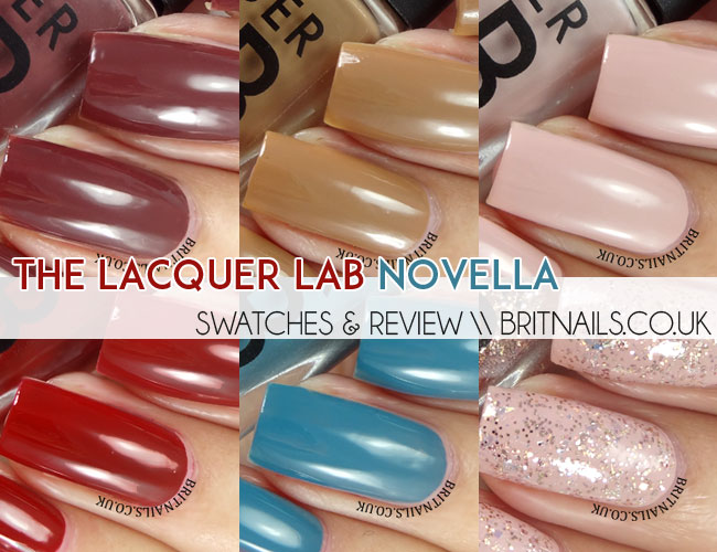 The Lacquer Lab Novella Collection