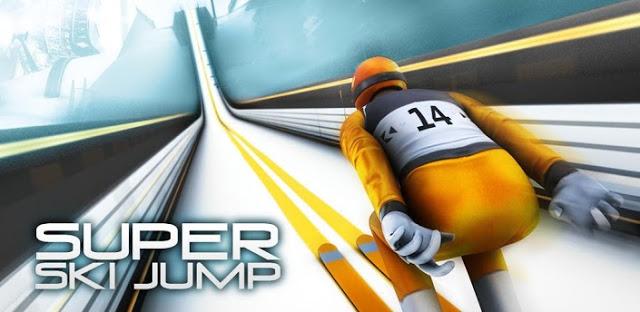 Super Ski Jump Apk Game v1.3.0 Free download