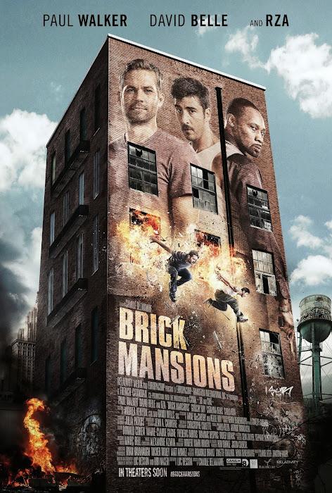 ชมตัวอย่างหนัง  Brick Mansions (พันธุ์โดด พันธุ์เดือด) ..หนังของพอล วอร์กเกอร์ ก่อนเสียชีวิต