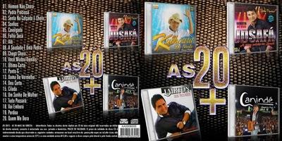 As 20 Mais Seresta 2015