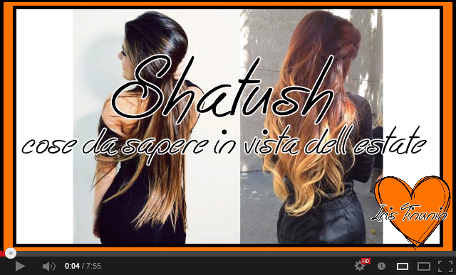 SHATUSH, PRODOTTI PER CAPELLI, CAPELLI DANNEGGIATI, PROTEZIONE UV