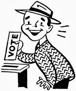 Marchinheiros e marchinheiras: todos às urnas!
