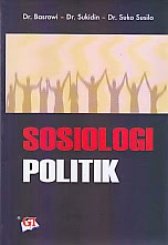 toko buku rahma: buku SOSIOLOGI POLITIK, pengarang basrowi, penerbit ghalia indonesia