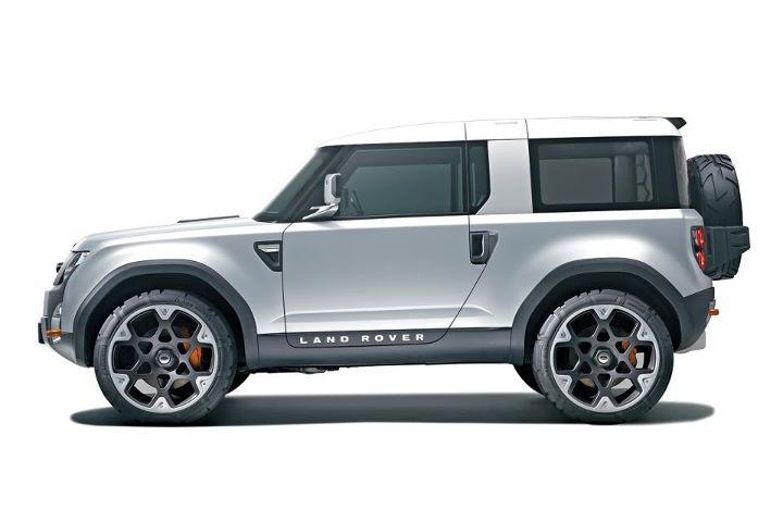 Land Rover Confirma Novo Defender em 2015