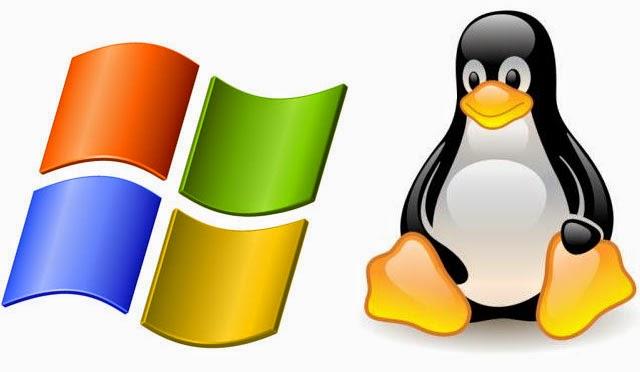 Windows software y linux software