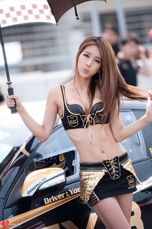 Park Si Hyun – CJ Super Race R1