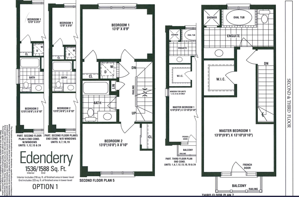 flexible floor plans explained at corktown mews ForFlexible House Plans