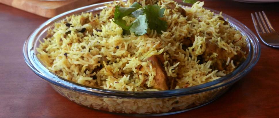 Chicken biryani kerala muslim style - photo#9