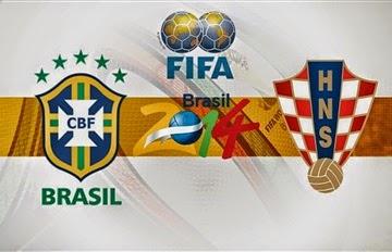 القنوات الناقلة لمباراة البرازيل وكرواتيا في افتتاح كأس العالم