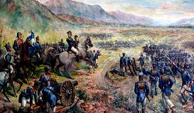 BATALLA DE SALTA (20/02//1813) General BELGRANO Vs REALISTAS (Españoles)