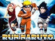 لعبة جري ناروتو والوحوش الغريبة Run Naruto