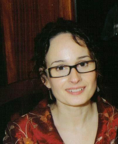 Pilar Cabero - escritora