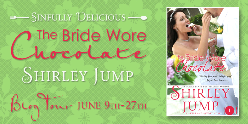 http://www.kismetbt.com/the-bride-wore-chocolate-by-shirley-jump