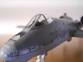 modelismo aeronáutico : A-10 Thunderbolt II