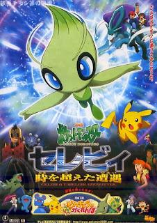 assistir - Pokémon: O Filme 4 – Viajantes do Tempo - Celebi, A Voz da Floresta - online