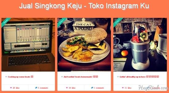 Bisnis dan cara jualan online di instagram