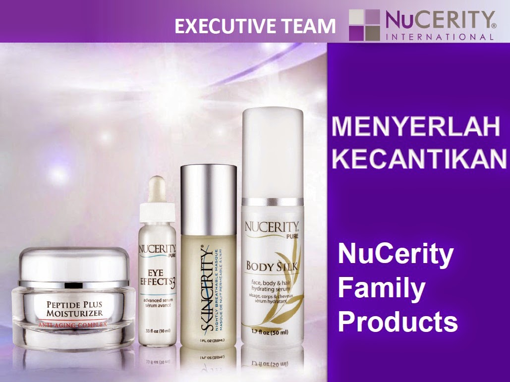 NUCERITY PRODUCTS