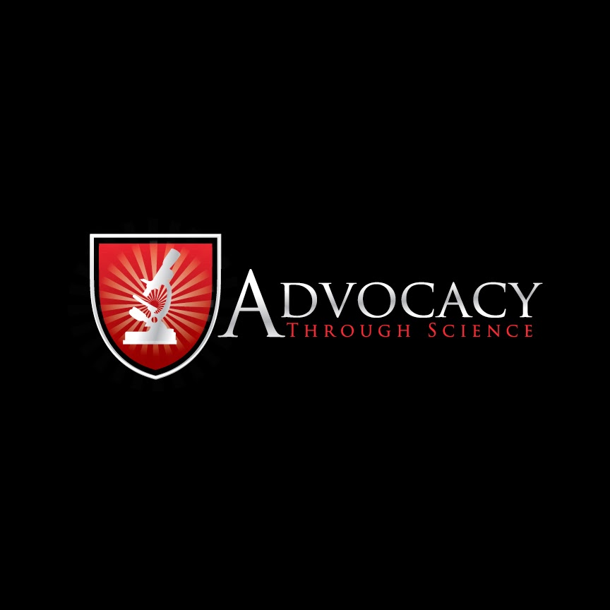 Advocacy Through Science Logo