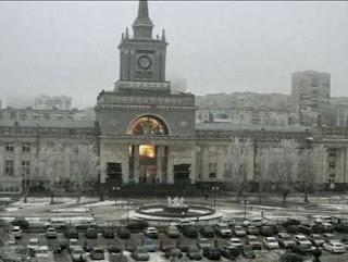 [VIDEO] Detik-Detik Bom Bunuh Diri Meledak Di Volgograd Rusia