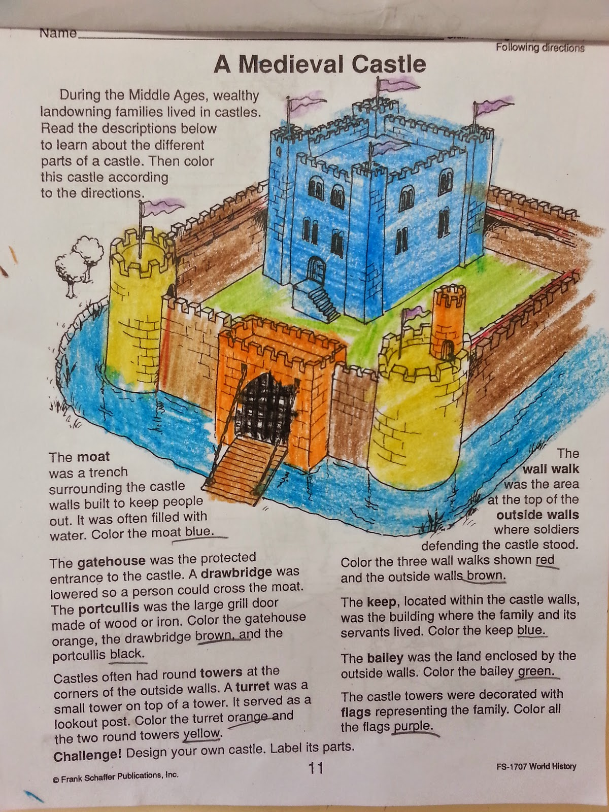 an essay on the castles in the middle ages View essay - middle ages essay from ghist 102 at james madison university middle ages 1000-1500 medieval, castles, cathedrals.