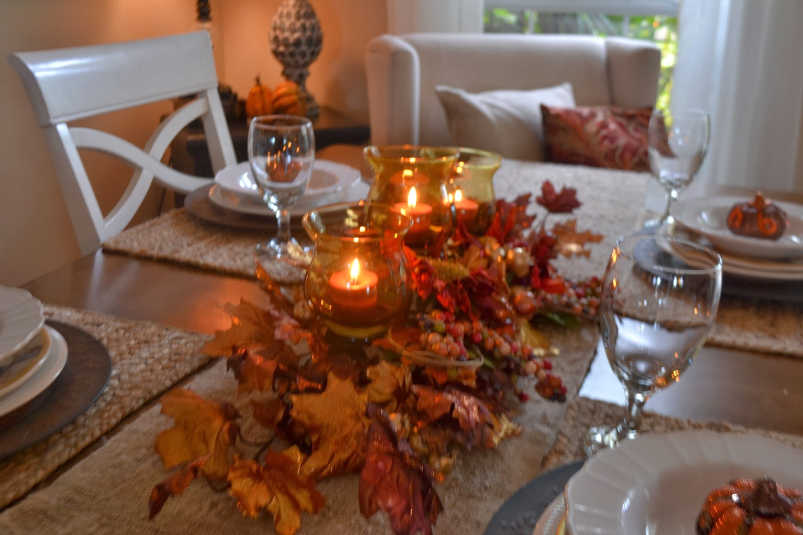 Southern Charm Fall Mantle