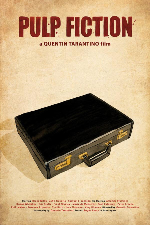 The Movie Log: 18/03/2012: Pulp Fiction [1994]