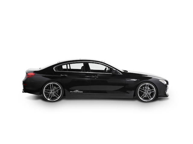 2012 AC Schnitzer BMW 6 Series Gran Coupe