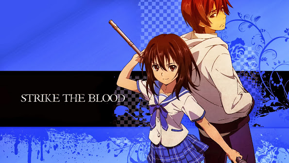 Strike The Blood Anime 4w