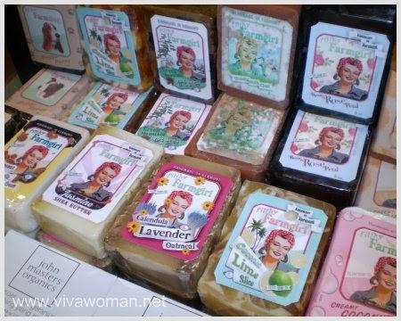 Filthy farm girl soap
