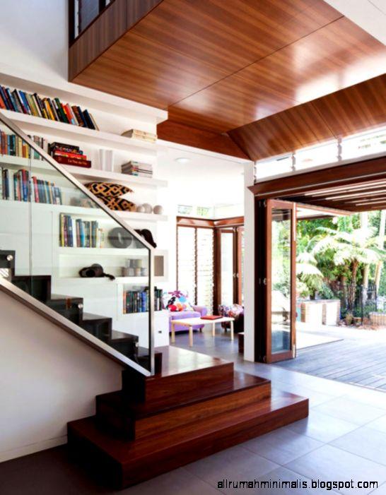Design interior rumah minimalis 2 lantai design rumah for Interior decoration rumah