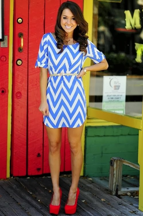 Love the dress! I like the shoe color but would rather do more of an open toe pump or an embellished sandal.