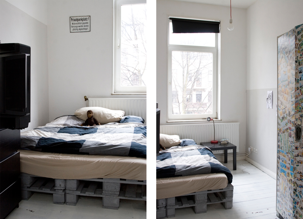 Palettenbett 180×200 – sehremini