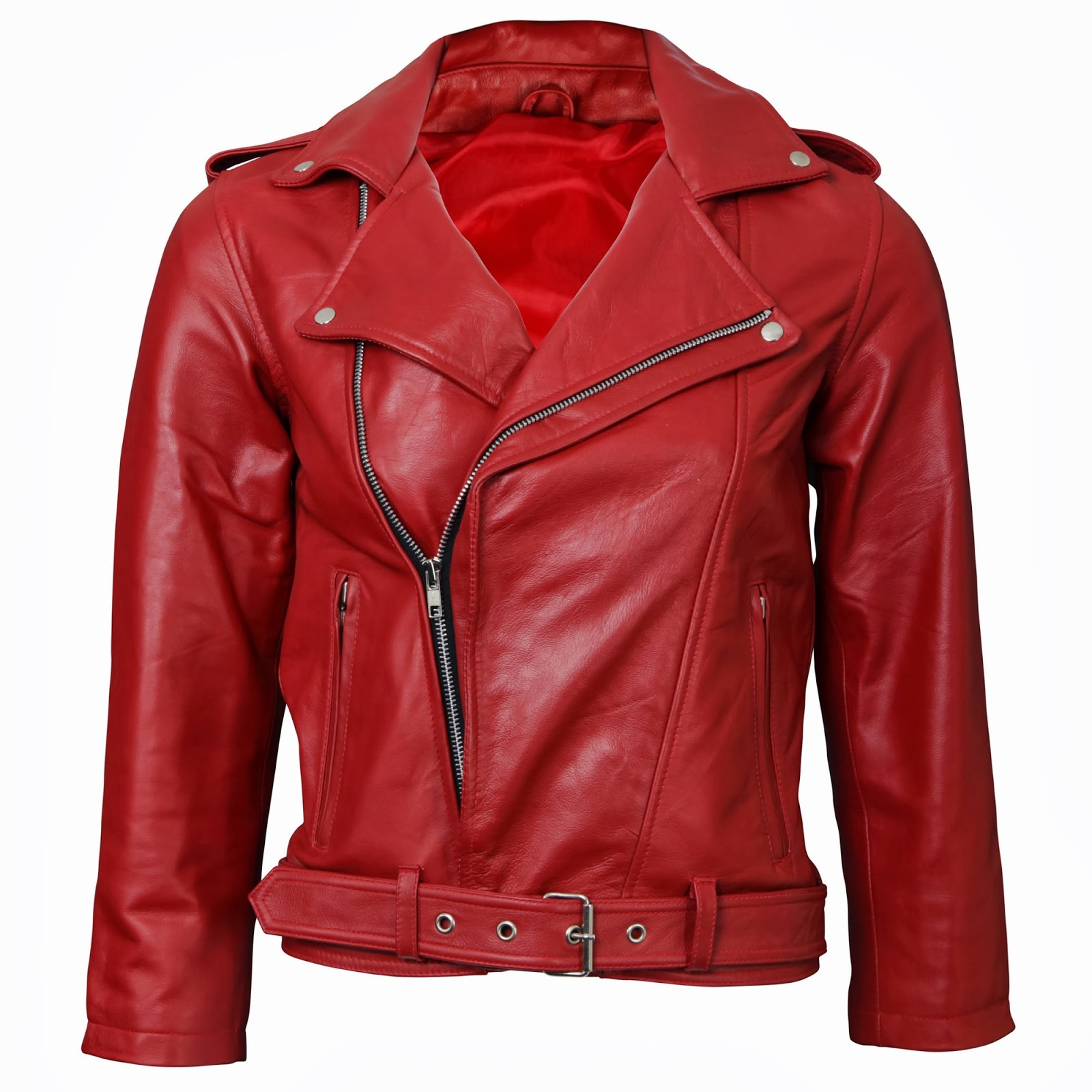 Fashion Leather Jackets December 2013