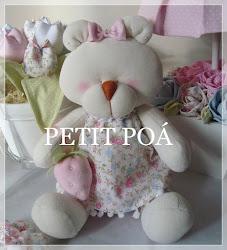Ursinha Petit Decoração Bebê