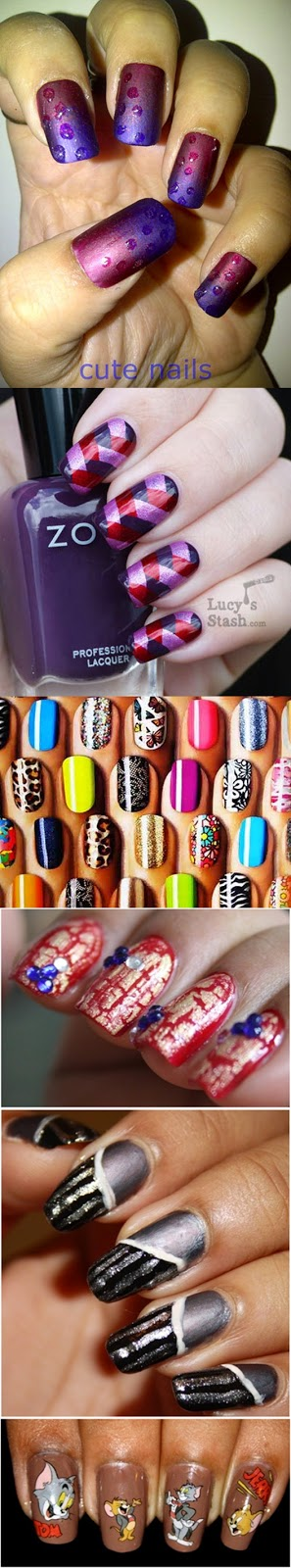50 Amazing Nail Art Designs For Beginners With Styling Tips