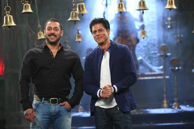 salman srk in big boss 9