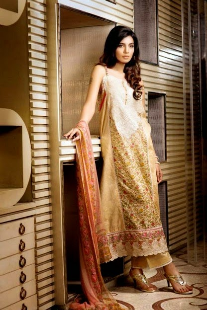 Khaadi Eid Collection 2014